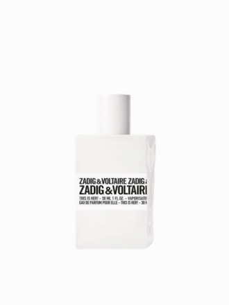 Parfyme - Transparent Zadig & Voltaire This Is Her Edp 30ml