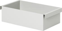 Ferm Living - Plant Box Container, Light Grey