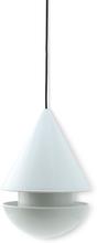 Skagerak - Skagerak Bird Feeder Ø20x28cm, White