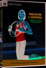 Stott Pilates Precision & Control: Pilates with the Fitness Circle -DVD