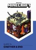 Minecraft - Guide Til Nether Og End - Diverse - Bog - Gucca