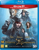 Pirates of the Caribbean: Salazar's Revenge (3D Bl
