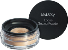 Loose Setting Powder, MEDIUM IsaDora Puder