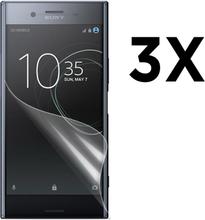 Sony Xperia XZ Premium clear HD screen protector - 3-Pack