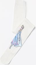 Sukkahousut, joissa Frozen-kuvio