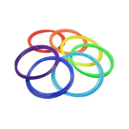 3D Printer glødetråd for 3D Pen Refills Type PLA/ABS Diameter: 1,75...