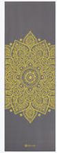 Gaiam Yoga Mat 6mm -Citron Sundial