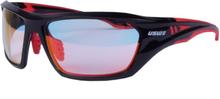 Uswe Sunglasses Exr Photocromic Solglasögon Svart OneSize