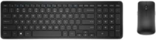 KM714 - tastatur og mus-sæt - US / Europæisk - Tastatur & Mus sæt - Sort