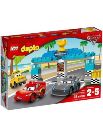 DUPLO 10857 Stempel Cup-racerløb - Proshop