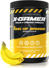 600g X-Tubz King of banana - 60 Portioner