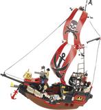 Sluban blocks pirate stort piratskepp