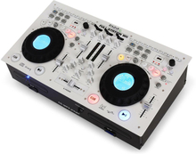 Ibiza DJ Station, white