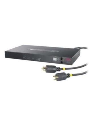 Automatic Transfer Switch redundant switch Strømforsyning - 80 Plus