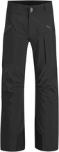 Black Diamond Mission Pants Herr black XL 2019 Skidbyxor
