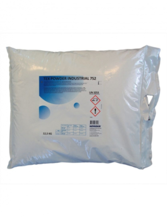Vaskepulver Tex Powder Industrial 752 12,5kg/stk