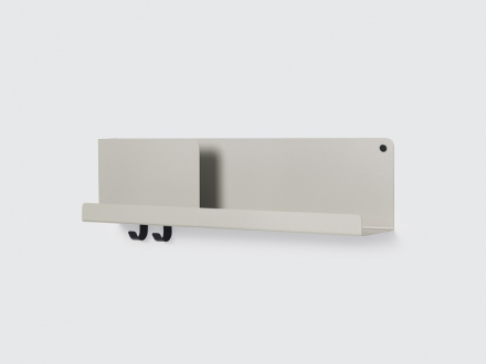 Muuto - FOLDED Shelves- Grey Medium
