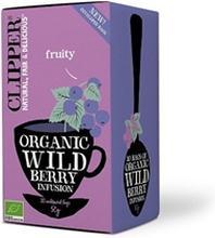 Clipper Wild Berry 20 pussia
