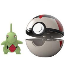 Pokemon - Clip 'N' Go Timer Ball - Larvitar