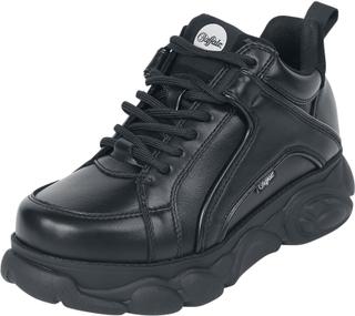 Buffalo - Corin -Sneakere - svart