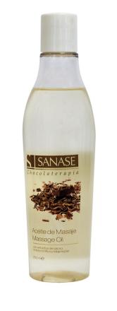 Spa Sanase Choc terapi massageolie 250ml