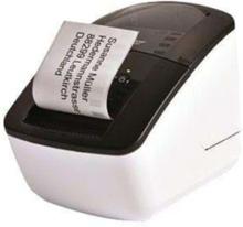 P Touch QL700 Tarratulostin - Yksivärinen - suoraan terminen