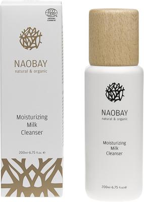 Moisturizing Milk Cleanser, Naobay Ansiktsrengörin
