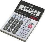 Skarpa EL M711 G tabell 10 siffrors miniräknare