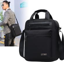 Men's Crossbody Bag Messenger Bag Male Waterproof Nylon Satchel Over The Shoulder Business Handbag Briefcase Men's bag