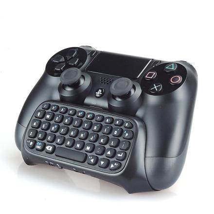 [REYTID] PlayStation 4 / PS4 Slim / PS4 Pro 2,4 G Mini trådløst tas...