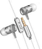 [REYTID] HD In-Ear hörlurar med hög Definition lju
