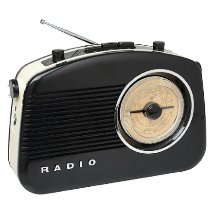 Retro 60 's Bluetooth-Radio