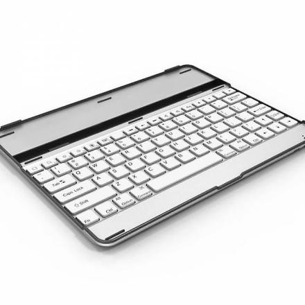 Tastatur tilfellet for iPad 2, 3 og 4