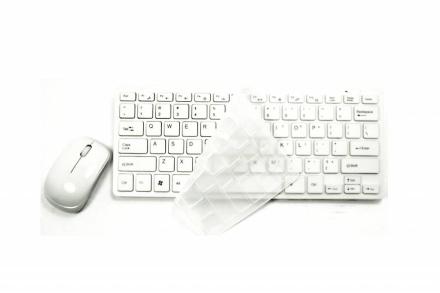 J&S Supply Mini-tastatur med musen