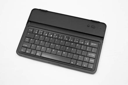 Tastatur Case aluminium iPad Mini