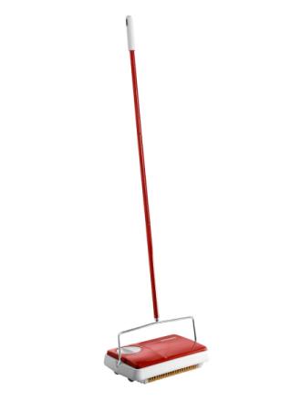 Børstekost Leifheit rød