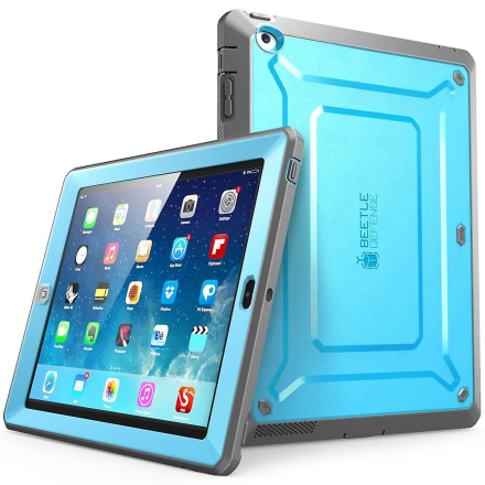 iPad 4 tilfelle, SUPCASE, Apple iPad Case Unicorn Beetle Pro Series...