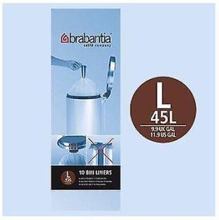 Brabantia Bin Liners L 40-45 liter rulle med 10 påsar
