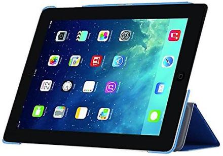 Jeg-Blason, iPadMini 2 Case, -Folio Slim Hard Shell stå Case deknin...