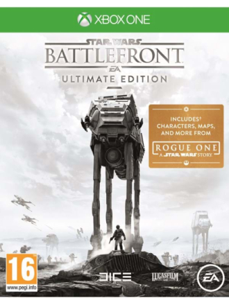 Star Wars: Battlefront - Ultimate Edition - Microsoft Xbox One - Action - Proshop
