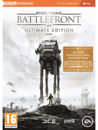Star Wars: Battlefront - Ultimate Edition - Windows - Action - Proshop