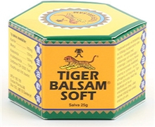 Tigerbalsam soft 25 gr