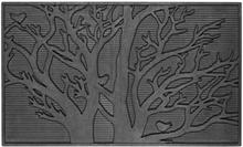 Dixie - Tree Rubber Mat, 45x75 cm
