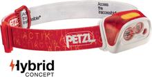 Petzl ACTIK CORE Pannlampa Röd, 350 lumen, 82g