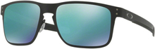 Oakley Holbrook Metal Glasögon Matte Black w/Jade Iridium