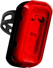 Blackburn Local 10 Baklampa Röd, 10 Lumen, AA-batterier