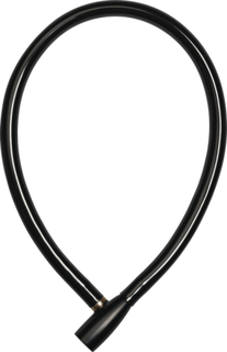 Abus 1900 cykellås Svart, Nøkkel, 550 mm, 1/15, 180 gram
