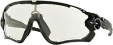 Oakley Jawbreaker Glasögon Polished Black/Photochromic
