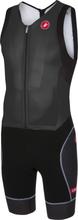 Castelli Free Sanremo SL Tri Suit Flera färger, 2 fickor bak