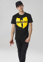 Wu-Wear Logo T-Shirt - Sort